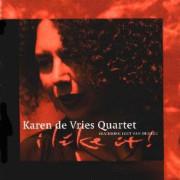 Karen de Vries Quartet – I like it