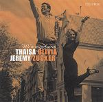 Thaïsa Olivia & Jeremy Zucker – We're in heaven